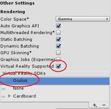 Unityメモ – Cloud BuildでGoogleVR版とGearVR版両方ビルドする